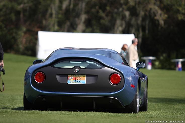 2011 Alfa Romeo TZ3 Stradale