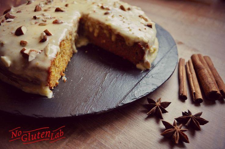 Carrot cake glutenfree dairyfree desserts carrot cake