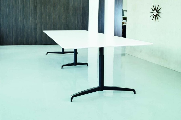 Genese Conferencetable by Danish brand Holmris