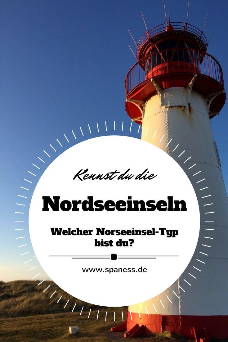 Nordseeinseln Niedersachsen. Welcher Nordseeinsel-Reisetyp bist du? Welches ist die richtige Nordseeinsel für dich?