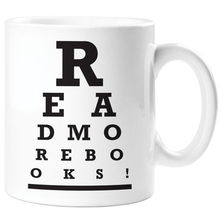 Read More Books Mug