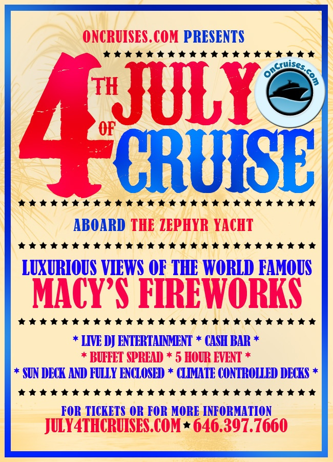 july 4th cruise washington dc
