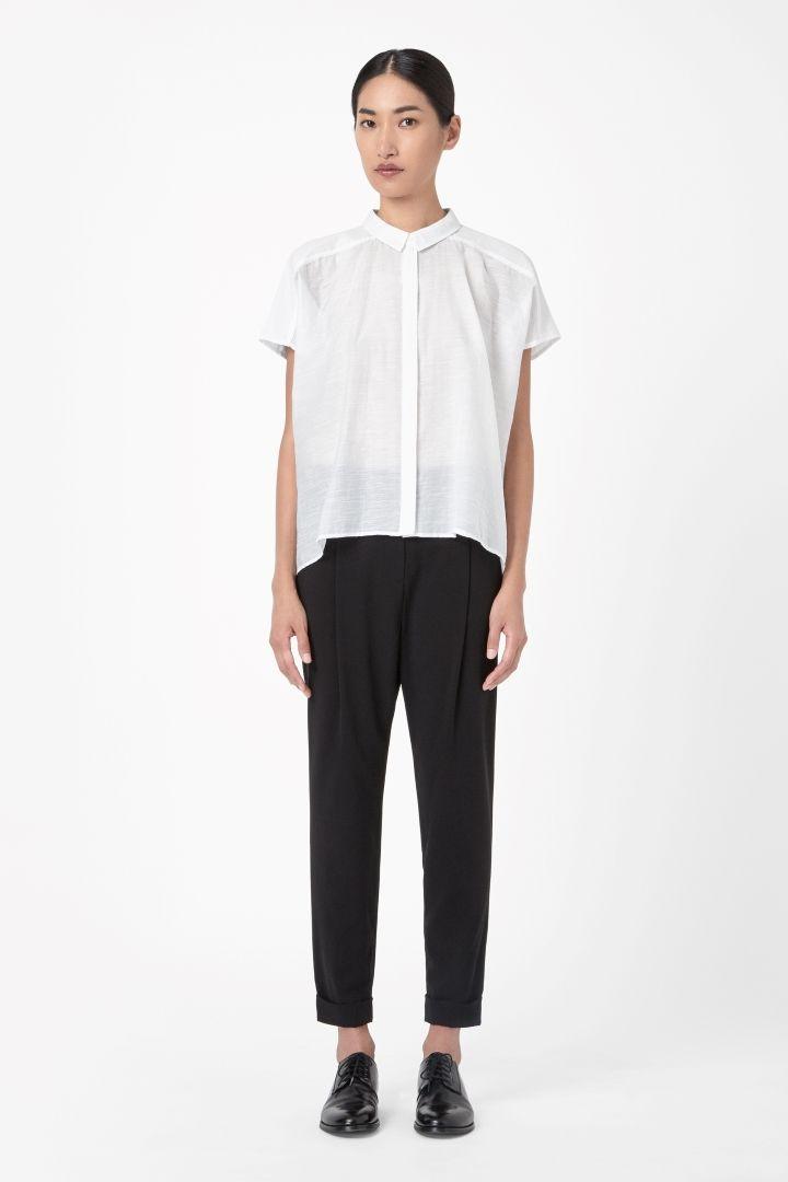 COS | Wide-cut shirt