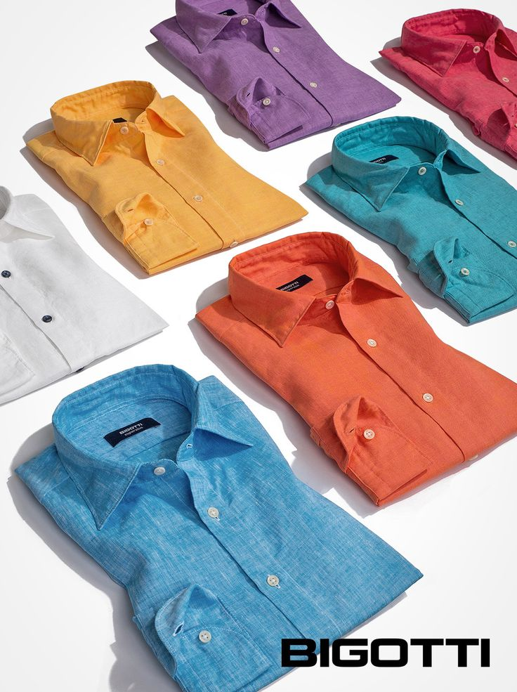 #Incredible #comfort, #irresistible #colours - #get the #perfect #summer #look with the #Bigotti #linen #shirt! www.bigotti.ro #Bigottiromania #moda #barbati #vara #camasi #in #culori #confort #garderoba #mensfashion #menswear #mensclothing #mensstyle #summertime #wardrobe #modern #fresh #relaxed #lejer #outfits #tinute #followus #fashiontag
