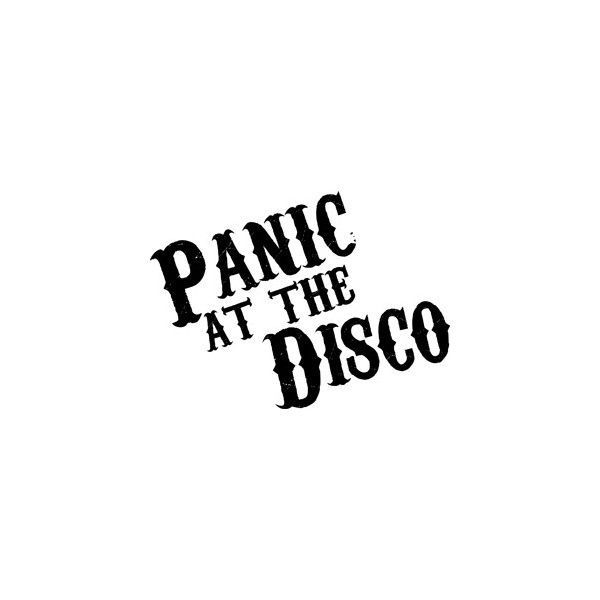 Panic! At The Disco logo   Awesome Bands   Pinterest