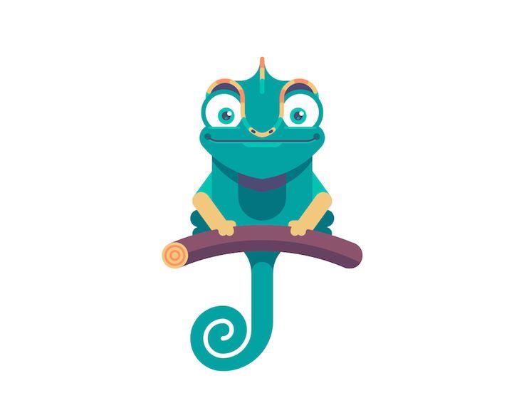 Chameleon by Alexey Kuvaldin for Thinkmojo