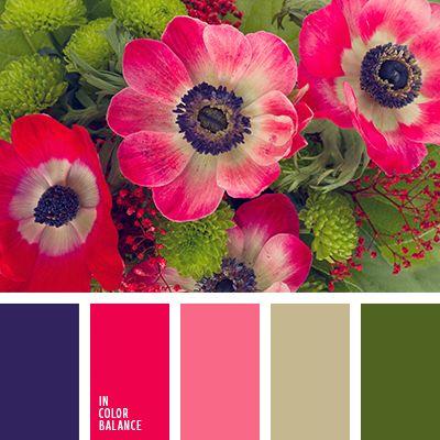 Color Palette No. 1908