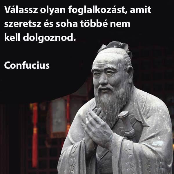confucius pénz idézetek