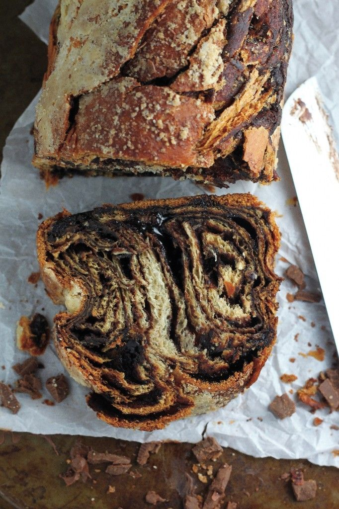 The BEST Chocolate Babka!!!