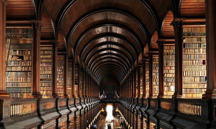 Literatura mágica, Dublin. Trinity College