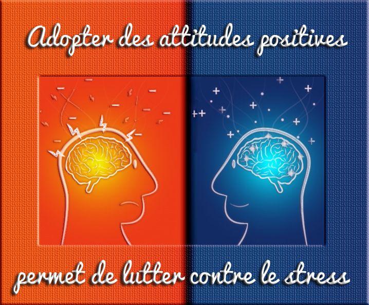 Adopter des attitudes positives permet de lutter contre le stress - Le site de Maître Zen