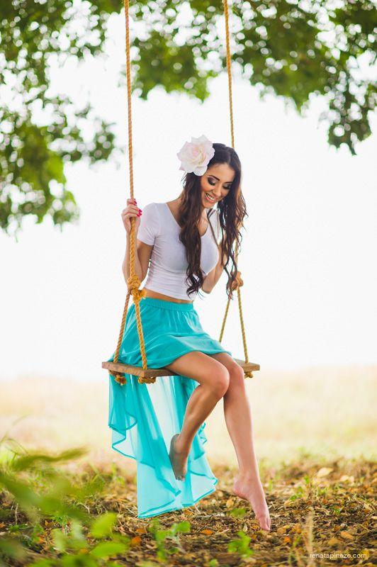 Alguém me explica como essa menina não trabalha como modelo profissional?! rs Tem um outro post com mais fotos lindas da Luiza AQUI! ;)