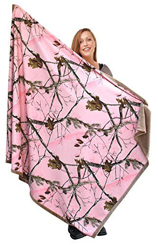 Realtree Pink Camo Throw Blanket Adult 56x70 Faux Suede Luxurious Throw Camo Chique http://www.amazon.com/dp/B00J6616MK/ref=cm_sw_r_pi_dp_HW81wb0HH7MFE