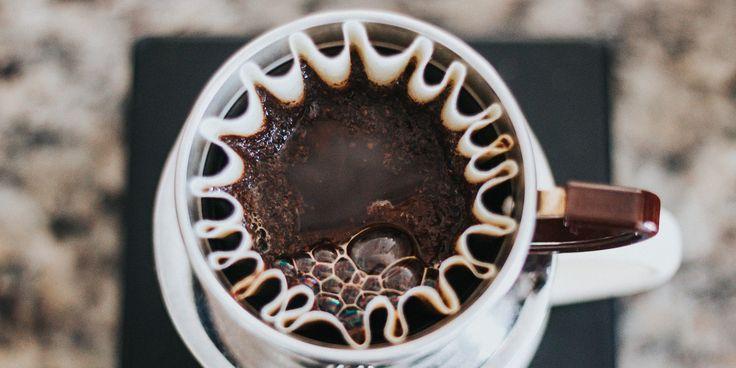 10 manières de réutiliser le marc de café