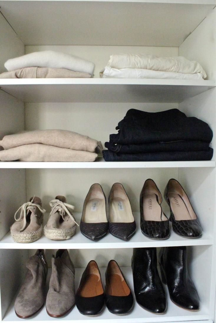 Closet Cleanout: The Only 10 Pieces of Clothing You Need- how to figure out what works for YOU and your life. Great questions!