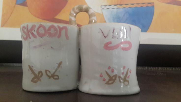 Teaspoon holder