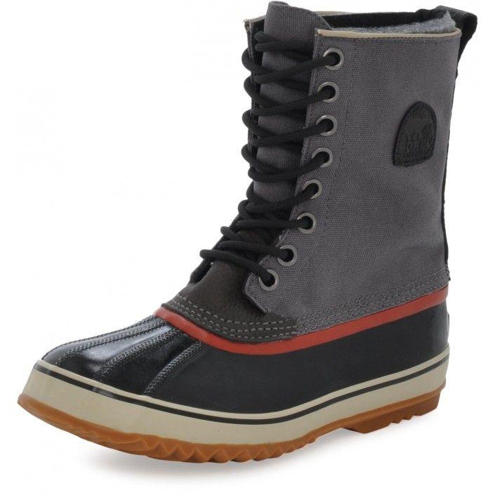 Sorel - 1964 Premium T Cvs NM1560-030 Charcoal, Black | FOOTWAY