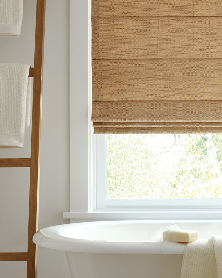 Charmant Hunter Douglas Design Studio Shade In The Bathroom   Drapery Street