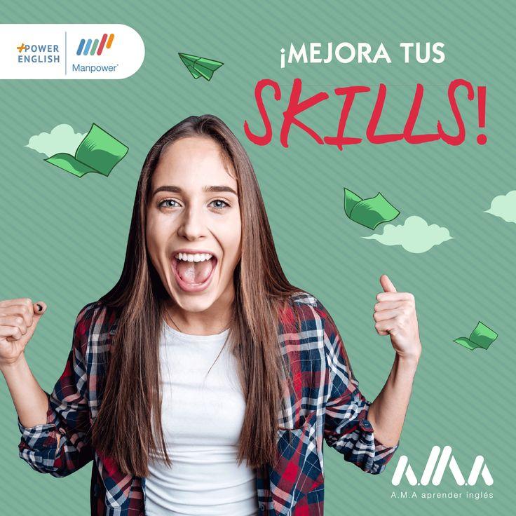 Dale a #Full!💯👌#AMA aprender inglés con #ManpowerEnglish🇺🇸❤️Elige uno de nuestros cursos según tus necesidades📚👉https://goo.gl/beZRrh