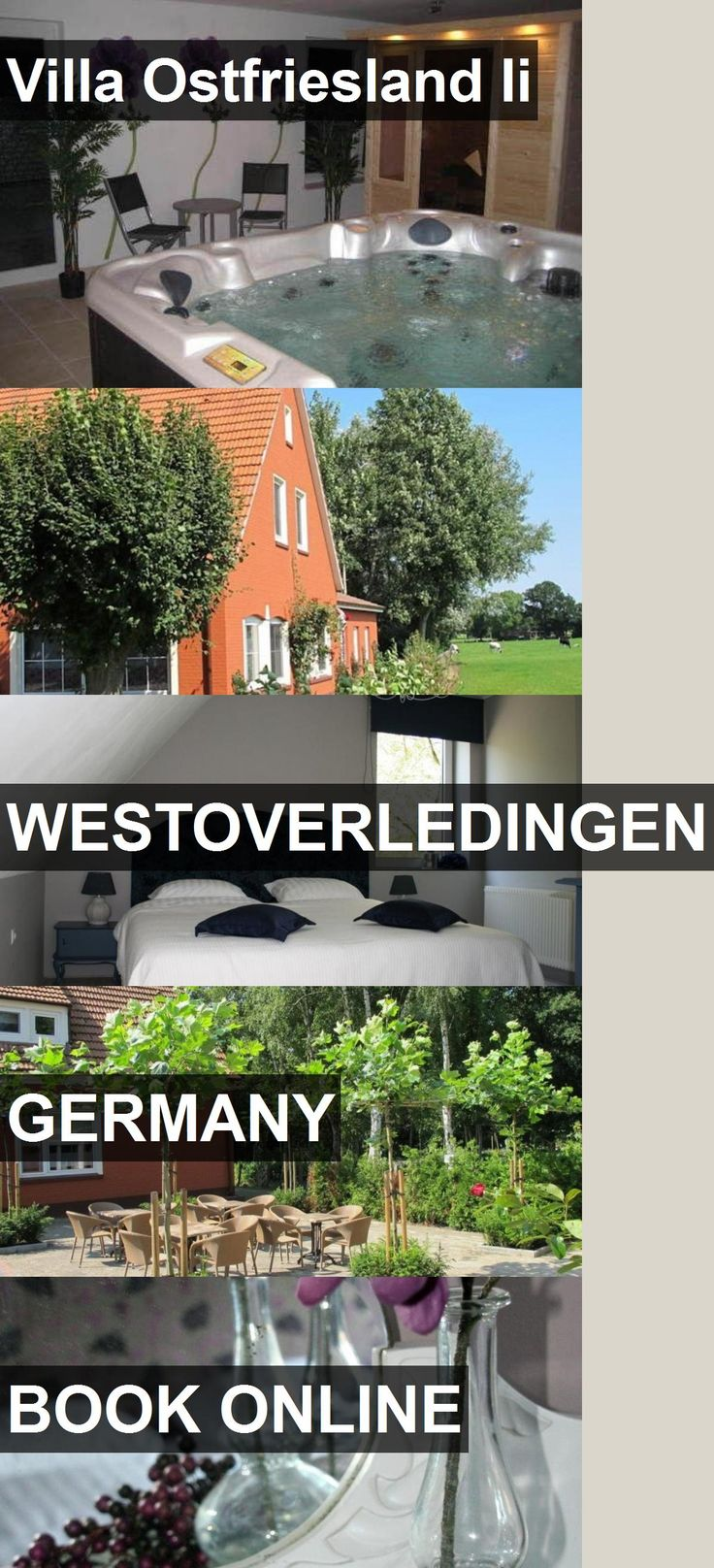 Hotel Villa Ostfriesland Ii in Westoverledingen, Germany. For more information, photos, reviews and best prices please follow the link. #Germany #Westoverledingen #VillaOstfrieslandIi #hotel #travel #vacation