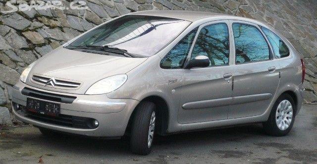 Citroën Xsara Picasso, rok výroby 2004, - obrázek číslo 1