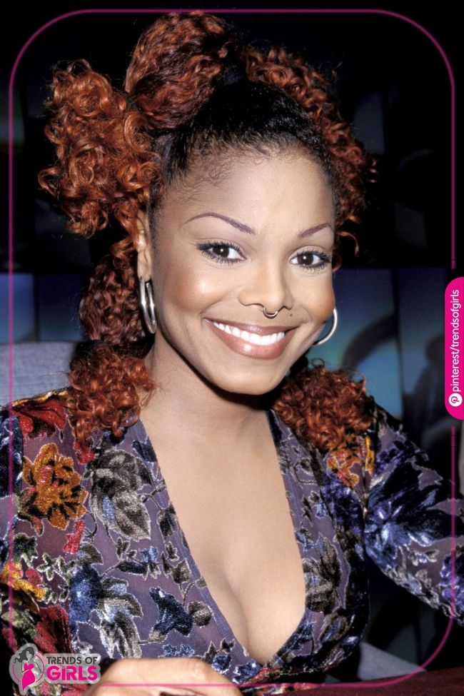 The 50 Most Iconic Red Hair Moments Of All Time Trend Hairstyle Redhair Hairtrend Woman Ladies Whether They In 2020 Red Hair Celebrities Janet Jackson Red Hair