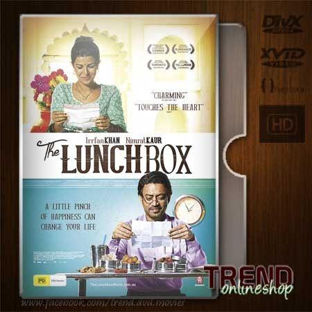 The Lunchbox (Dabba) (2013) / Lillete Dubey, Nawazuddin Siddiqui / Drama, Romance / Ind / 720p | #trendonlineshop #trenddvd #jualdvd #jualdivx