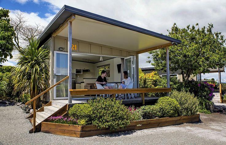 Superior Lodges at Taupo DeBretts Spa Resort, New Zealand.
