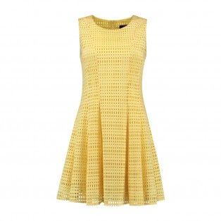 Labee a Porter - Vacanza - jurk - yellow