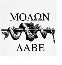 molon labe tattoo - Google Search
