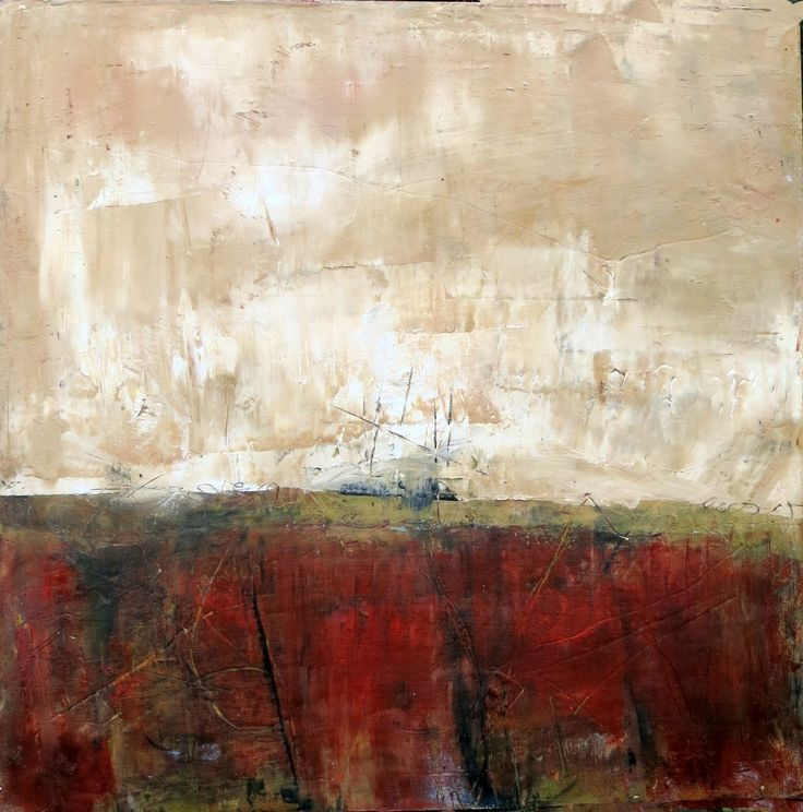 53 best cold wax paintings images on pinterest abstract for Wax landscape