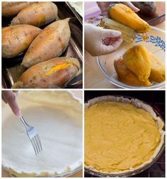 Southern Sweet Potato Pie from janet foster on Vimeo. Every holiday I can remember growing up involved a homemade sweet potato pie with lots of cinnamon and nutmeg. No we didn't eat pumpkin pie – it was sweet potato all the way for our household. BeforeI moved away from home, there were a handful of …