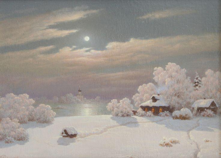 Тормосов В.М.Под лунным сиянием
