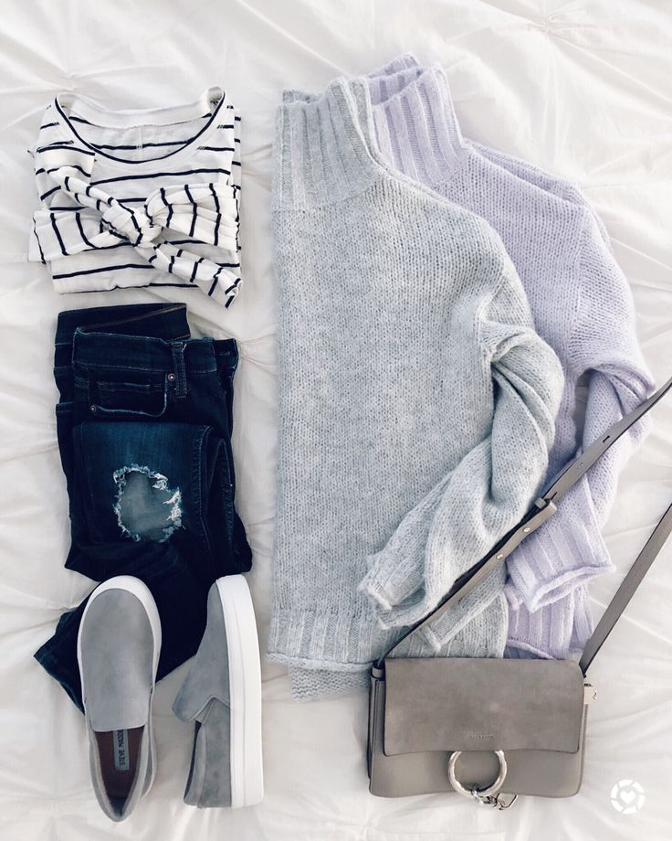 IG - @sunsetsandstilettos - #casual #winter #outfit inspiration