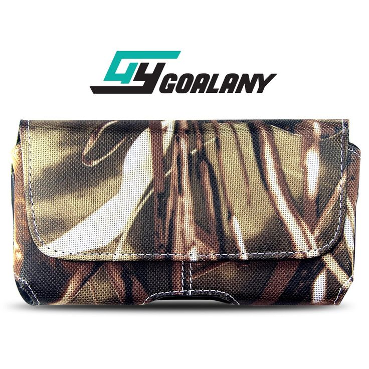 GOALANY iPhone Holster Belt Case for Phone, iPhone 8, iPhone x, iPhone 7, iPhone 6, iPhone 6s, 8,SE,5s,5, Galaxy S8 8, S7, S6, HTC, LG and more [Nylon Canvas Exterior] w/ belt clip Holder pouch (S2). Premium PU Leather Holster with belt clip for Cellphone device - Optimal Fit between 4-inch to 5-inch diagonal size, including iPhone x, iPhone 8, iPhone 7, iPhone 6s, iPhone 6, iPhone SE 5/5S, Galaxy s8, galaxy s7, HTC, LG, Pixel, and more. On-the-Go Flap for easy access and the magnetic...