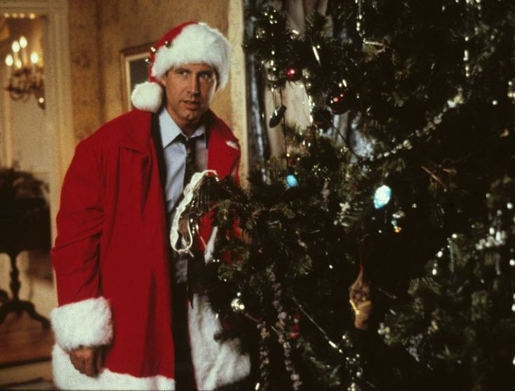 Host a 'Christmas Vacation'-themed holiday party