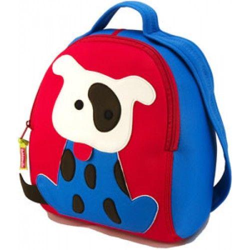 Regalos Infantiles - Mochilas para niños: Mochila perro - Kids Backpacks -