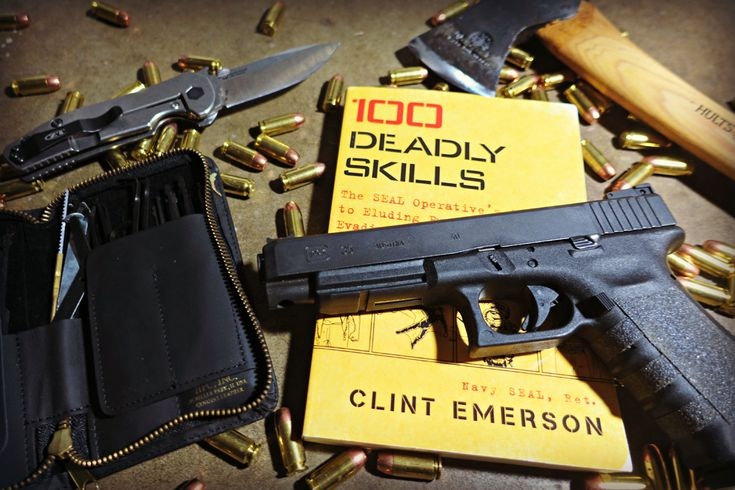You may have seen all these skills before, but never in one collection. Its like the anarchist cookbook for spies, survivalists, and the violent nomad.
