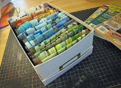 """The Little Blue House: """"Get it Together"""" Organizing with Style: Week 1- Full Tutorial on how to Organize your Ribbon! #organization #ribbon"""