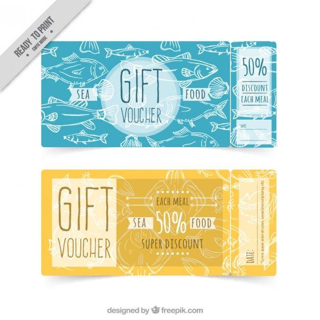 99 best Vouchers images on Pinterest Gift voucher design, Business