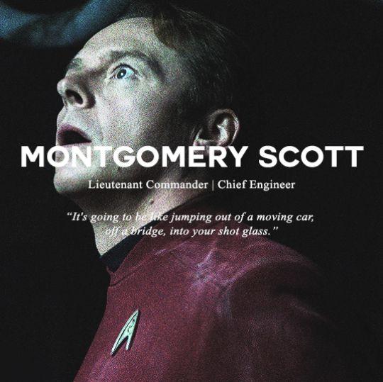 Montgomery Scott