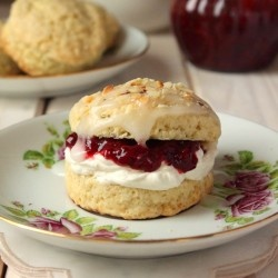 scones  (translator available)