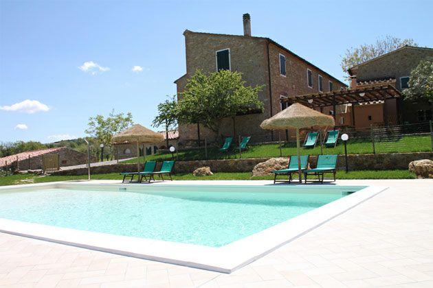 Italien Toskana Ferienhaus Montescudaio Ref. 2261-6 - Objektnr: 2261-6