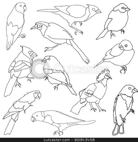 Simple line drawings tend to not overwhelm! Draw like an artist  Art Ed Central
