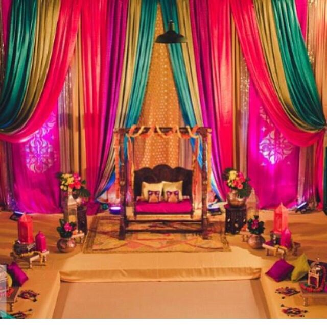 291 best images about indian wedding backdrops draping festive sangeet mehndi decorations Home decoration with bangles