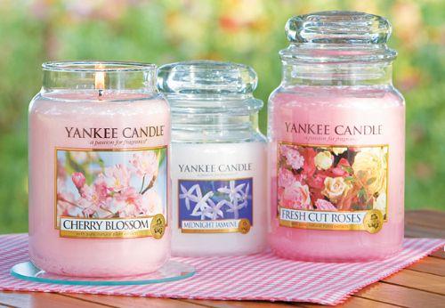 Yankee candles, yummm #YankeeCandle #MyRelaxingRituals