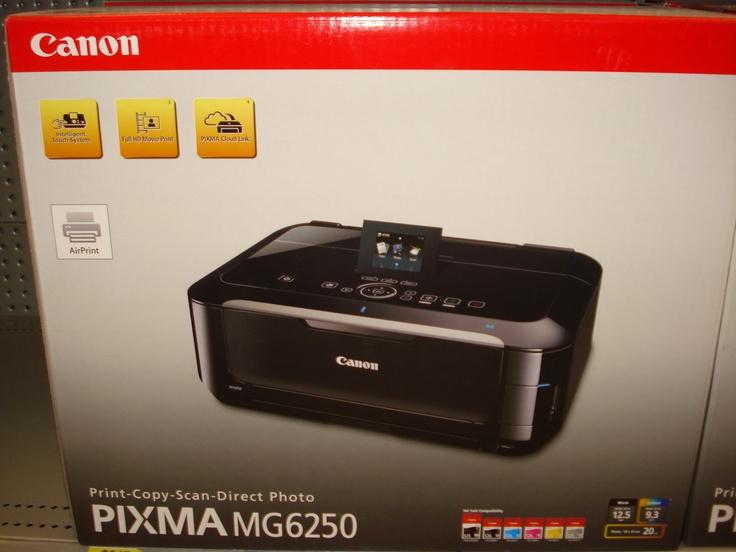 Diana, Big W.  Canon printer pixma MG6250, $247.00
