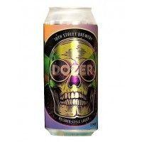 18th Street Dozer Pils Pilsner4.9      18th Street Brewery  Descripción Comercial:  18th Street Dozer Pils