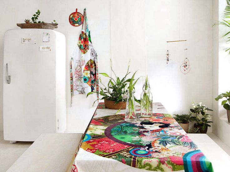 58 best desigual living images on pinterest bedroom - Desigual home decor ...