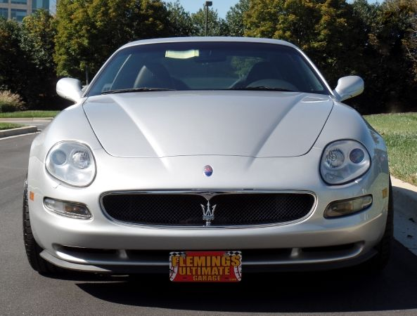 for sale, and exotic cars for sale by Flemings Ultimate Garage - 2004 Maserati Cambiocorsa Coupe - Classic cars for sale, muscle cars